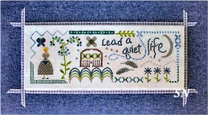 Lead a Quiet Life from October House - click for more