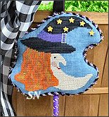 HWL09 Moon Witch from Pepperberry Designs - click to see more