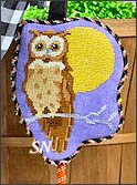 HWL13 Classic Owl from Pepperberry Designs - click to see more