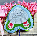 EA05-XS Bunny Butt from Pepperberry Designs - click to see more