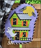 HWL05 Haunted House from Pepperberry Designs - click to see more