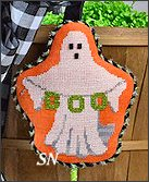 HWL08 Boo Ghost from Pepperberry Designs - click to see more