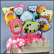 The Easter Lollipop Collection from Pepperberry Designs - click to see more