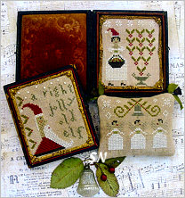 Merry Little Stitches from Pineberry Lane - click for more