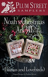 Noah's Ark VII from Plum Street Samplers