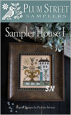 Sampler House I from Plum Street Samplers