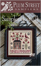 Sampler House II from Plum Street Samplers