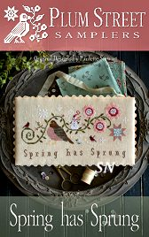 Spring Has Sprung from Plum Street Samplers