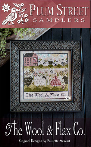 The Wool & Flax Co from Plum Street Samplers