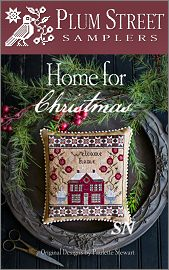 Home For Christmas from Plum Street Samplers