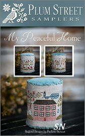 My Peaceful Home from Plum Street Samplers