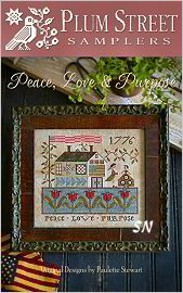 Peace, Love & Purpose from Plum Street Samplers