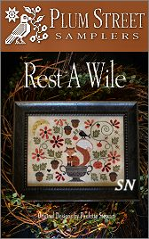 Rest A Wile from Plum Street Samplers
