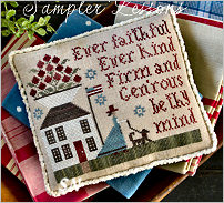 Lesson TWO of the Serial Bowl Collection from Plum Street Samplers