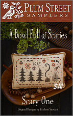 Scary One -- Bowl Fill of Scaries from Plum Street Samplers