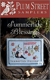 Summertide Blessings from Plum Street Samplers