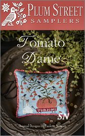 Tomato Dame from Plum Street Samplers