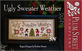Ugly Sweater Weather from Plum Street Samplers