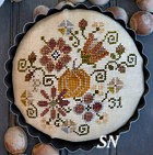 The Birthday Tart from Plum Street Samplers - click for more