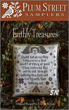 Earthly Treasures from Plum Street Samplers