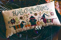 Halloweenies from Plum Street Samplers - click for more