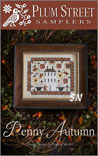 Penny Autumn from Plum Street Samplers