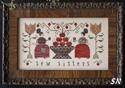 Sew Sisters from Plum Street Samplers