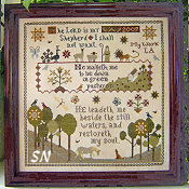 Still Waters from Plum Street Samplers - click for more
