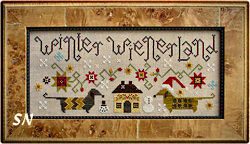 Winter Wienerland from Plum Street Samplers - click for more