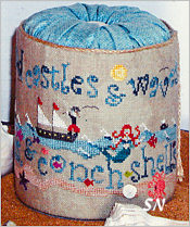 Beach Dreams from Praiseworthy Stitches - click for more