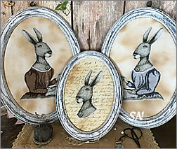 Colonial Hare from Primitive Hare - click for more