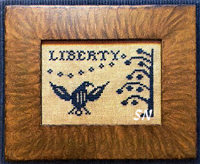Liberty and Cherry Tree from Priscilla's Pocket