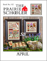 #152 April Reprint from  Prairie Schooler -- click to see more