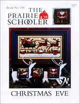 Prairie Schooler's #158 Christmas Eve Leaflet -- click to see more