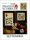 Prairie Schooler's 173 September -- click to see more