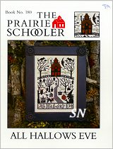 #180 All Hallows Eve Reprint from  Prairie Schooler -- click to see more