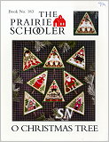 Prairie Schooler's #183 O Christmas Tree Leaflet -- click to see more