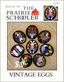 Prairie Schooler's #184 Vintage Eggs Leaflet -- click to see more