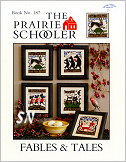 Prairie Schooler's #187 Fables & Tales Leaflet -- click to see more