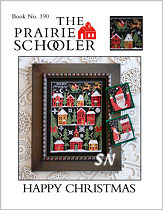 Happy Christmas - Reprint of book #190 from Prairie Schooler -- click to see more