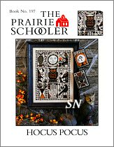 #197 Hocus Pocus Reprint from  Prairie Schooler -- click to see more