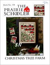 Prairie Schooler's #198 Christmas Tree Farm -- click to see more