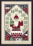 2005 Annual Santa Reprint from  Prairie Schooler -- click to see more