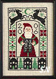 2006 Annual Santa Reprint from  Prairie Schooler -- click to see more