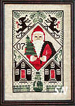 2007 Annual Santa Reprint from  Prairie Schooler -- click to see more