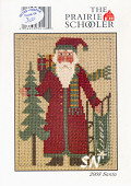 2008 Santa from The Prairie Schooler - click to see more