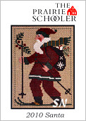 Presenting Prairie Schooler's 2010 Annual Santa! -- click to see more