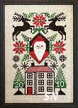 2010 Annual Santa Reprint from  Prairie Schooler -- click to see more