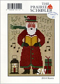 Prairie Schooler's 2014 Annual Santa Card -- click to see more