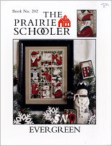 Prairie Schooler's #202 Evergreen Leaflet -- click to see more